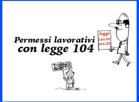 """Stop ai """"furbetti della L. 104"""": licenziamento e imputazione per truffa ai danni dello stato"""