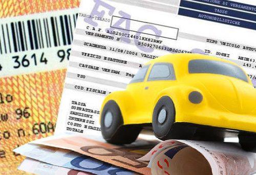 Bollo auto e cartella Equitalia: il termine di prescrizione del pagamento