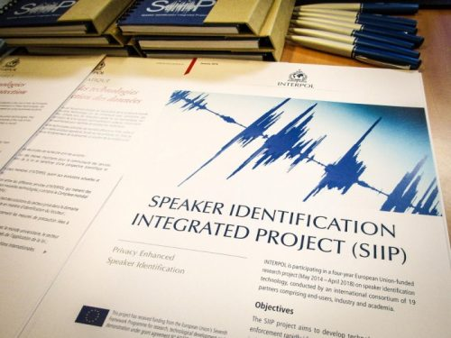 """Impronte vocali"" e il  Speaker Identification Integrated Projet"