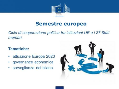 Six pack e semestre europeo