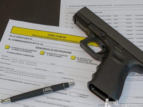 La nuova disciplina sull'acquisizione e la detenzione di armi
