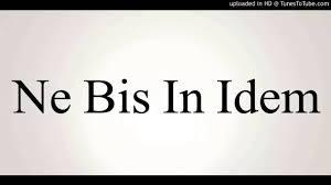 Il principio del ne bis in idem (art 649 cpp)